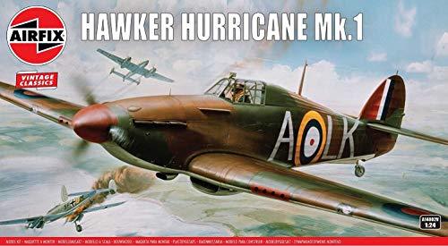 エアフィックス 1/24 イギリス空軍 ホーカー ハリケーンMk.1 プラモデル X-14002V