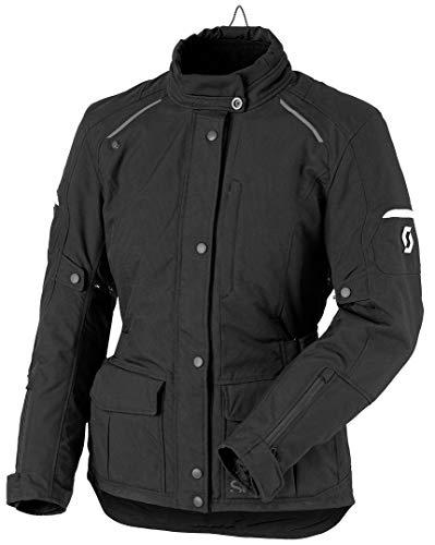 Scott Turn DP D-Size Damen Motorrad Jacke schwarz 2016: Größe: XXL (44)