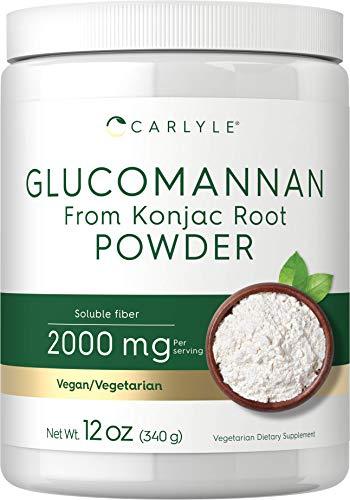 Carlyle Glucomannan Powder