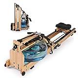 Best Rower Machines - Koreyosh Foldable Water Rowing Machine Indoor Water Rower Review
