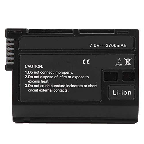 Gaeirt Batería Recargable de la cámara de protección del Medio Ambiente de la batería de Iones de Litio, para la cámara V1 D500 D600 D610 D750 D800 D7000 D7200