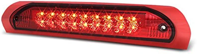 For 2002-2008 Dodge Ram DR DH D1 DC DM Pickup Truck Red LED Third 3rd Brake High Mount Cargo Stop Light