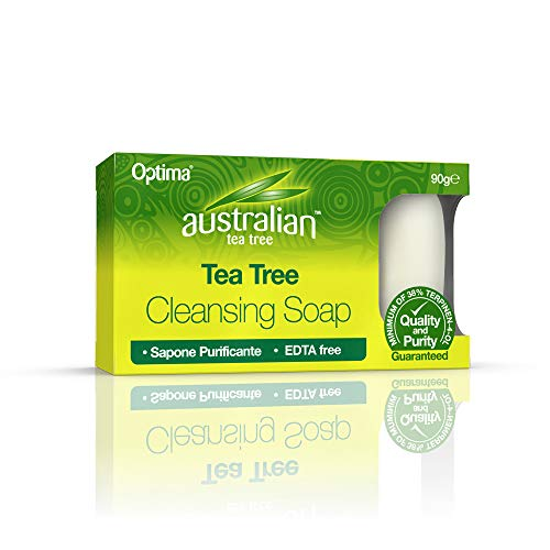 Australian Tea Tree Cleansing Soap 90g