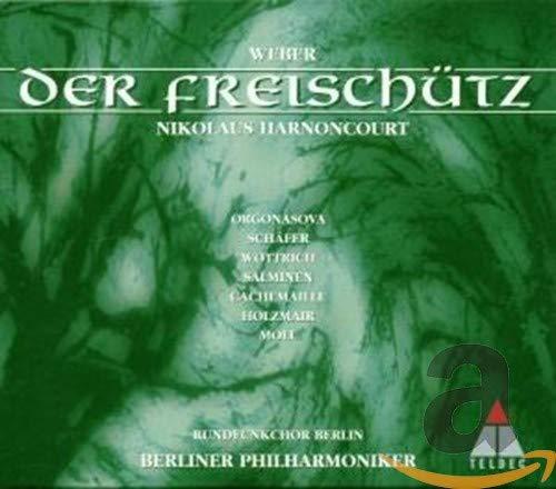 Weber: Der Freischütz (Gesamtaufnahme) (Aufnahme Berlin September 1995)