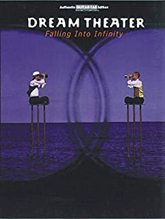 Dream Theater -- Falling into Infinity: Authentic Guitar TAB