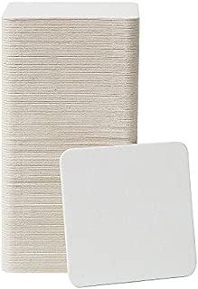 BAR DUDES Cardboard Coasters 100 pack 3.5
