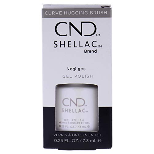 CND Shellac Negligee, 7.3 ml