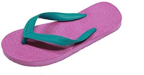 Ruay Tang Men's Rubber Beach Flip Flops Sandals