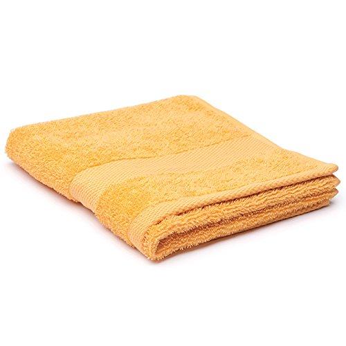 Toalla amarilla 60X100 cm