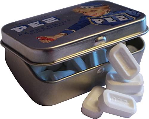 Nostalgische Retro Munt Pez-blikjes (2 meegeleverd, willekeurig gekozen ontwerpen)