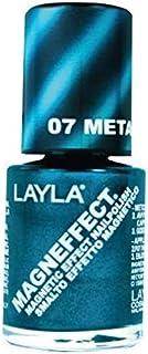 Layla Magneffect Nail Polish, 7 Metallic Sky