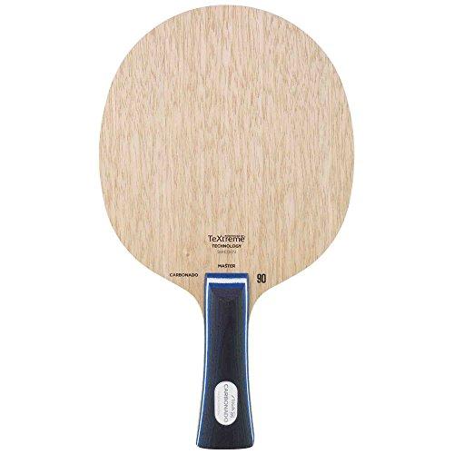 Stiga Carbonado 90 Master Grip - Pala de Tenis de Mesa de Madera, tamaño único
