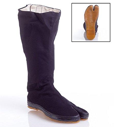 Martial Arts Tabi-Boots, hohe Ninjastiefel