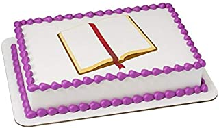 open bible cake images