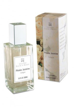 Hawaiian Pikake Jasmine Cologne 3.0oz. | Island Bath and Body