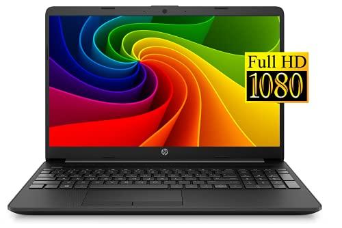 "2021 Newest HP Notebook 15 Laptop, 15.6"" Full HD Screen, Intel Celeron N4020 Processor, 16GB DDR4 Memory, 1TB SSD, Online Meeting Ready, Webcam, Type-C, RJ-45, HDMI, Windows 10 Home, Black"