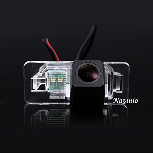 Greatek Cámara de visión trasera con luz de matrícula HD para X1 X3 X5 X6 M3 M1 E39 E46 E91 E88 E53 Autokamera car camera