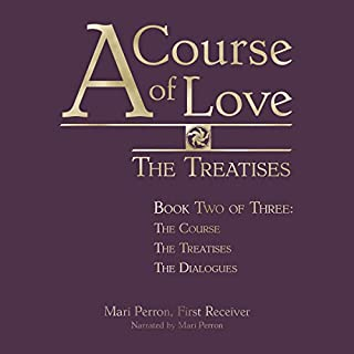 A Course of Love audiobook cover art