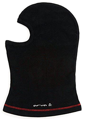 Arva Balaclava XTREM L/XL bivakmuts voor volwassenen, uniseks, zwart