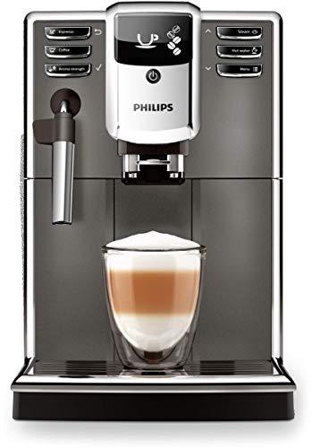 Philips Serie 5000 EP5314/10 - Cafetera Súper Automática, 3 Bebidas de Café, Pannarello Incorporado, Molinillo Ceramico