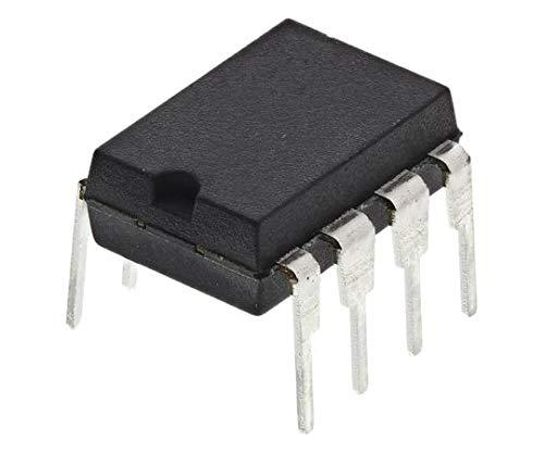 Renesas Electronics デジタルポテンショメータ 10kΩ 100ポジション シリアル-3ワイヤー X9C103PZ 2個