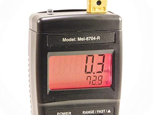 Mel 8704R Paranormal Ghost Hunting 3 in 1 Instrument New