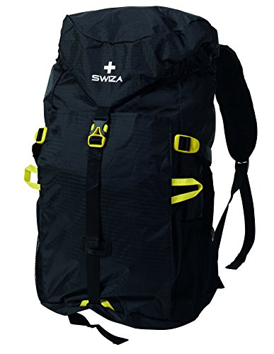 Swiza - Mochila fazilis 30l 210d tela, compartimiento principal, compartimiento interior, bolsillo frontal, correas, volumen 30 litros