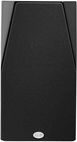 NHT C Series C-3 3-Way Bookshelf Speaker, Single, High Gloss Black