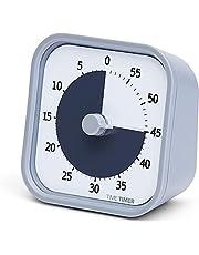 【正規品】 TIME TIMER MOD Home Edition 9cm 60分 タイムタイマー モッド ペールグレー TTM9-HPS-W 時間管理