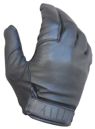 ACK, LLC HWI Gear Kevlar Lined Leather Duty Glove, XX-Large, Black