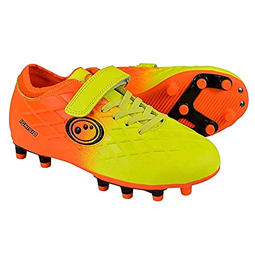 OPTIMUM Unisex Kid's Ignisio Football Boot, Aztec Orange, Jnr UK 11