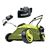 Best Cordless Mowers - Sun Joe MJ401C-XR 14-Inch 28V 5 Ah Cordless Review