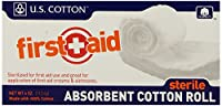 Sterile Cotton Roll, 4 Ounce by First Aid