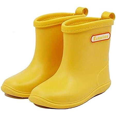 NEW KIDS BOYS GIRLS CHILDREN BOOTS RAIN WATERPROOF WELLIES SHOES