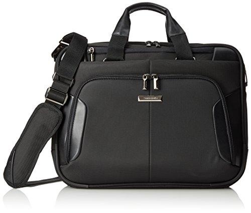 SAMSONITE BAILHANDLE 2C 15.6' (Black) -XBR Hand Luggage, 45 cm, Black