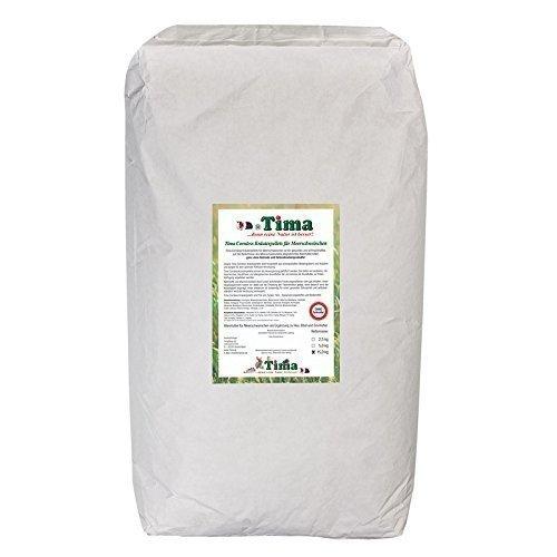 Tima Cornless Kräuterpellets für Meerschweinchen 15 kg (ohne Getreide!)
