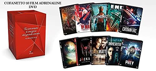 Cofanetto 10 Film Adrenaline (Limited Edition) (10 DVD)