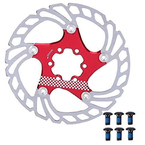 Sabcase 160mm Disco De Bicicletas Metal De Freno De Bicicletas Rotores para...