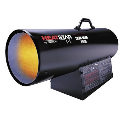 Best Deals! Heatstar By Enerco F172425 Forced Air Variable Propane Heater with Thermostat with 20' H...