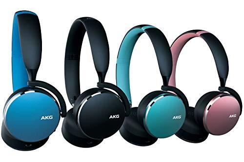 AKG Y500 Wireless, blau