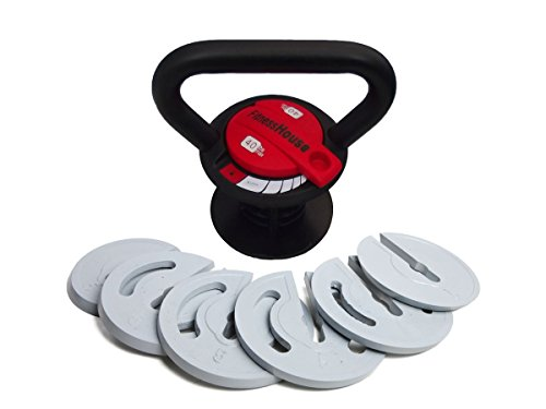 Kettlebell Adjustable - Weight Equipment