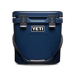 commercial YETI Roadie 24 Cooler, Dark Blue yeti coolers