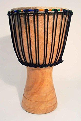 Africanos Djembe de madera de cedro
