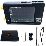 Binchil Handheld Tiny Spectrum Analyzer TinySA 2,8 pollici Display con batteria, analizzatore antenna