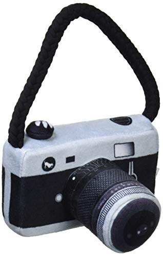 P.L.A.Y. Pet Globetrotter Pluche - Camera