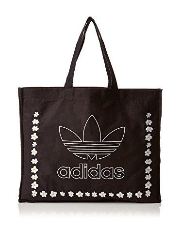 adidas Unisex-Erwachsene Kauwela Beachba Shopper, schwarz/weiß