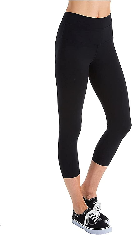 Hard Tail Women's High Rise Capri Legging