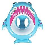 CYSJ Flotador Bebé Flotador Inflable para Bebé con Asiento Anillo de natación Asient Inflable Verano natación Anillos Agua Pool Float Juguetes inflables para niños de natación