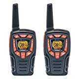 Cobra CXT565 Walkie Talkies 28-Mile Two-Way Radios, Rechargeable (Pair)