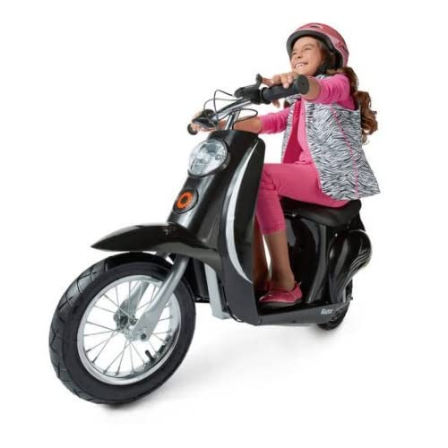 Amazon.com : Razor Pocket Mod Electric Scooter, Vapor Black ...